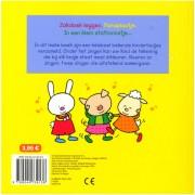 Deltas Lange Oortjes - Mijn leuk kleurboek met kinderliedjes