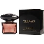 Versace Crystal Noir Eau De Toilette Spray 90 Ml