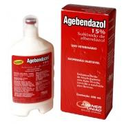 AGEBENDAZOL (SULFÓXIDO DE ALBENDAZOL) INJETÁVEL 15% - 500ml