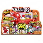 Детски комплект за игра с динозавър Smashers, 473061
