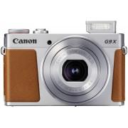 Canon Powershot G9 X Mark II Plata