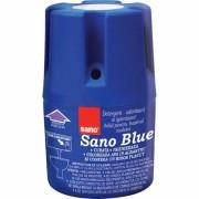 SANO ODORIZANT SOLID PENTRU BAZINUL TOALETEI BLUE