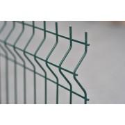 Táblás kerítés 3D 4-4,2mm 1500×2500mm zöld Kód:p1500z