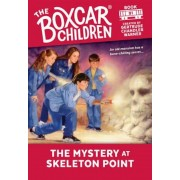 The Mystery at Skeleton Point, Paperback