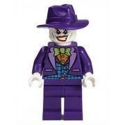 LEGO Joker Minifigure with Wide-brim Hat (2014)