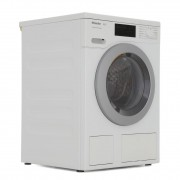 Miele W1 - ChromeEdition WCE660 TwinDos White Washing Machine