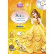 Disney Audiobook. Belle o prietena adevarata. Povesti cu printese carte + CD