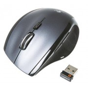 Logitech Mouse Laser Compatto USB Wireless, 910-001949