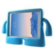 Mesh - iPad Air 2 Hoes - Kids Cover Trouser voor Kinderen Licht Blauw