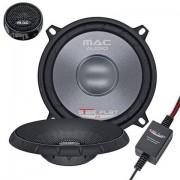 Mac Audio Star Flat 2.13 80W Nero altoparlante