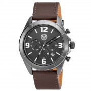 Lucleon Ranger Brown Alton Horloge