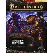 Lundeen, Ron Pathfinder Adventure Path: Tomorrow Must Burn (Age of Ashes 3 of 6) [p2]