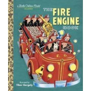 LGB The Fire Engine Book by Tibor Gergely