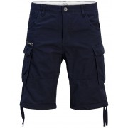 Jack & Jones Chop Cargo Shorts Navy Blazer Herr