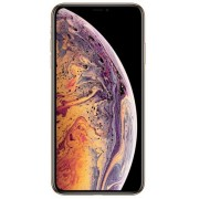 "Telefon Mobil Apple iPhone XS, OLED Super Retina HD 5.8"", 64GB Flash, Dual 12MP, Wi-Fi, 4G, Dual SIM, iOS (Gold) + Cartela SIM Orange PrePay, 6 euro credit, 6 GB internet 4G, 2,000 minute nationale si internationale fix sau SMS nationale din care 300 minu"