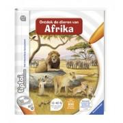 Tiptoi - Ontdek De Dieren Van Afrika