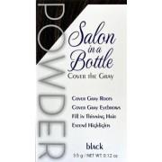 Salon in a Bottle Powder Black 3,5g