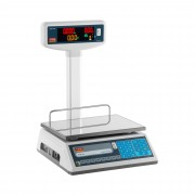 Electronic Weighing Scale with LED Display - 6 kg/2 g - 15 kg/5 g