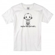 Jag Har Inte Gjort Nåt Barn T-shirt