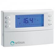 Seitron Spa Magic Time Plus Cronotermostato Settimanale Codice Prod: Tcw01b