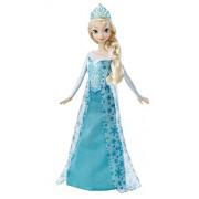 Mattel Frozen Disney Elsa Of Arendelle Sparkle Doll