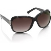 Life Over-sized Sunglasses(Violet)