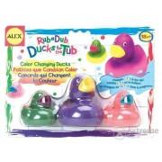 Jucărie baie Alex - 3 rățuște