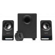 Hangszóró, 2.1, sztereó, LOGITECH, Z213, fekete (LGHZ213)