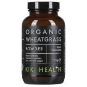 KIKI Health Organic Wheatgrass Powder 100 g