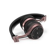 BlueAnt Pump Soul Wireless Over-the-head Stereo Headset - Black Rose Gold