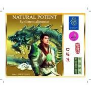 Natural Potent 4 fiole x 10 ml Naturalia Diet