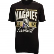 Collingwood Magpies Youth Printed Tee Shirt