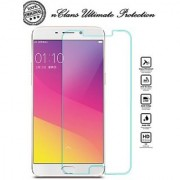 nClans - Oppo F3 Plus Premium Tempered Glass 2.5D