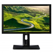 Acer CB241HBMIDR 24 quot;, TN, FHD, 1920 x 1080 pikslit, 16:9, 1 ms, 250 cd/m², must