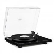 Auna TT-Massive Plattenspieler 33 1/3 & 45 U/min Magnet-Abnehmer Phono Out