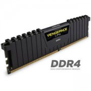 Памет Corsair DDR4, 3200MHz 32GB (2 x 16GB) 288 DIMM, 16-18-18-36, Vengeance LPX Black Heat spreader, 1.35V, XMP 2.0, CMK32GX4M2B3200C16