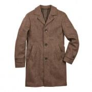 Jacob schaap mantel, 27 - bruin/beige