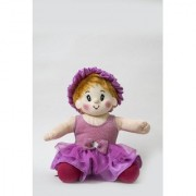 Baby Doll Girl Sweety Pink Color by Lovely Toys