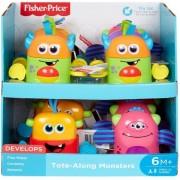 Fisher Price Kolorowe Stworki FHF83 /12