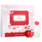Nina Ricci Nina coffret VIII. Eau de Toilette 50 ml + leite corporal 100 ml