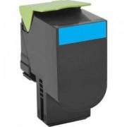 Тонер касета за Lexmark Laser Toner Lexmark CX410de / CX410dte / CX410e / CX510de / CX510dhe / CX510dthe 2 000 pages Cyan - 80C2SC0