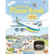 Wind-Up Plane Book, Hardcover