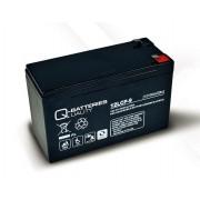Batería para UPS-SAI 12v 9Ah Plomo Agm Q-Batteries 12LCP-9