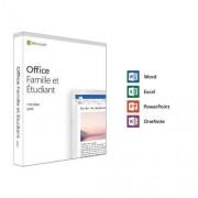 Microsoft Pack Office Famille Et Étudiant 2019