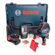 Bosch GLL 3-50 linijski laser 50m L-Boxx; BM 1 držač (0601063803)