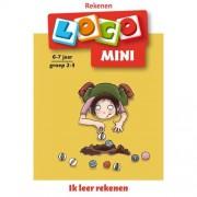 Mini Loco Rekenspelletjes 3 (6-7 jaar)