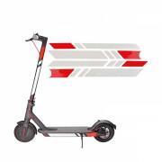 Set stickere abtipilduri laterale reflectorizante pentru trotineta electrica scooter Xiaomi Mijia M365 / M365 Pro/ M187