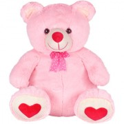 Ultra Soft Hugging Angel Teddy Soft Toy 18 Inches - Pink
