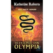 Blestemul din Olympia - Katherine Roberts