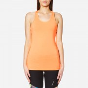 Bjorn Borg Women's Pam Racerback Performance Top - Orange Pop - S - Orange
